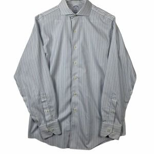 Brooks Brothers Slim Fit 15.5 Non Iron Shirt